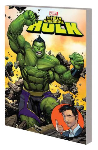 Totally Awesome Hulk Vol. 1: Cho Time