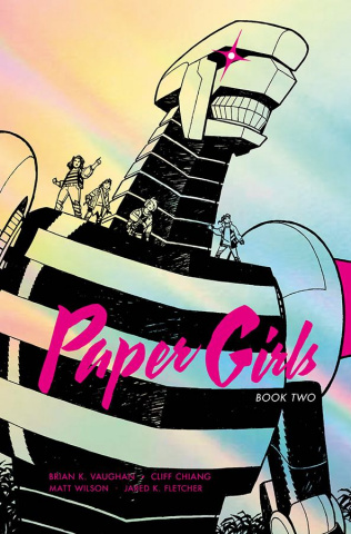 Paper Girls Vol. 2 (Deluxe Edition)