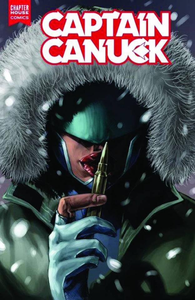 Captain Canuck #5