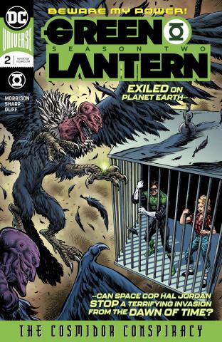 Green Lantern, Season 2 #2