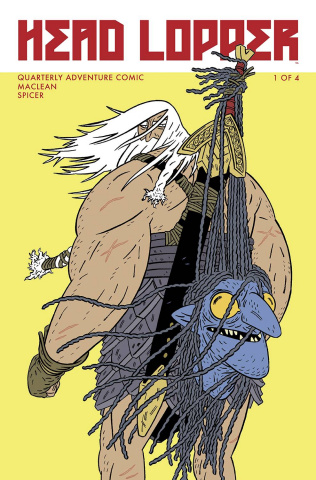 Head Lopper #1 (MacLean Cover)