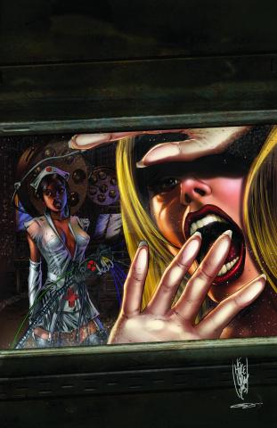 Grimm Fairy Tales: Wonderland - Asylum #2 (Lilly Cover)