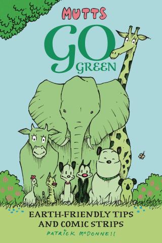 Mutts: Go Green
