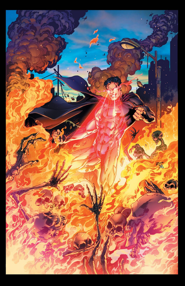 E.V.I.L. Heroes #4 (Richardson Cover)