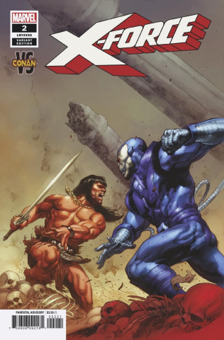 X-Force #2 (Opeña Conan Cover)
