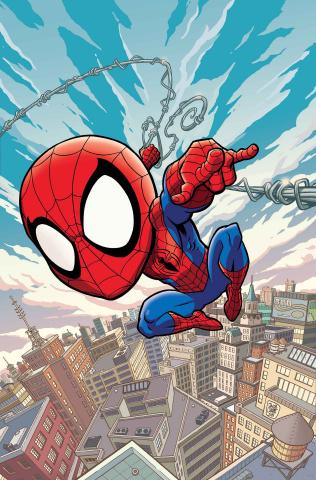 Marvel Superhero Adventures: Spider-Man's Spider-Sense of Adventure #1