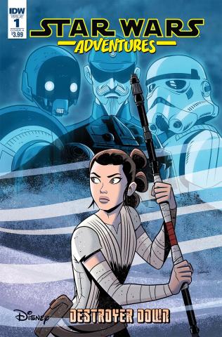 Star Wars Adventures #1: Destroyer Down
