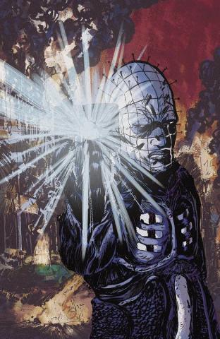 Hellraiser: Bestiary #6 (15 Copy Battaglia Cover)