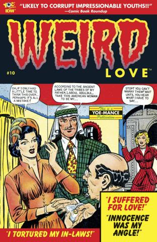 Weird Love #10