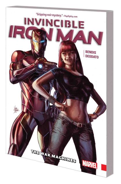 Invincible Iron Man Vol. 2: War Machines