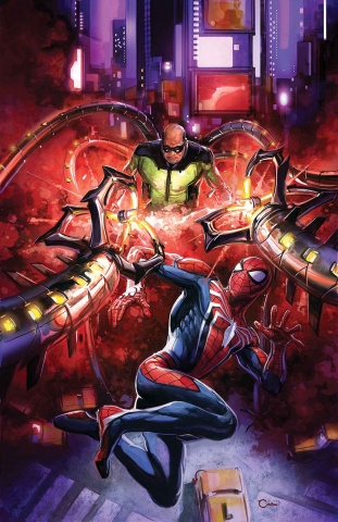Spider-Man: City at War #5