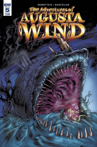 The Adventures of Augusta Wind: The Last Story #5