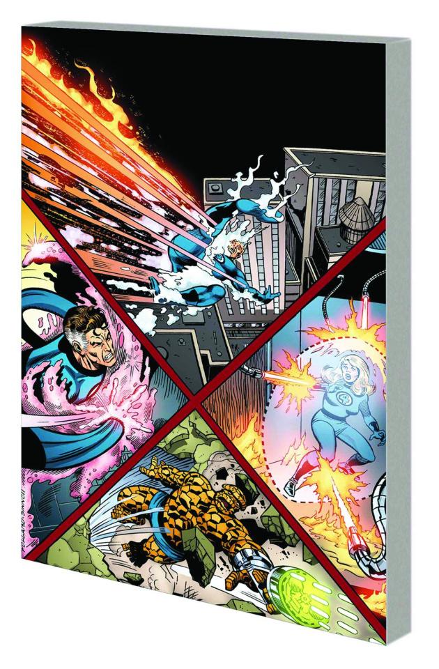Essential Fantastic Four Vol. 9