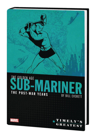 The Golden Age Sub-Mariner: The Post-War Years (Omnibus)