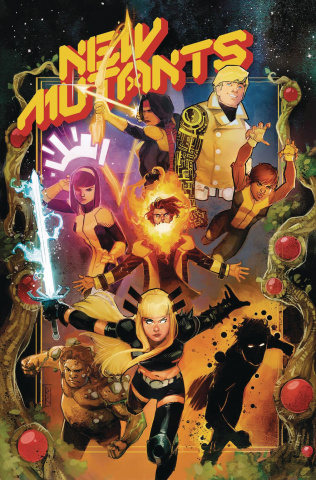 New Mutants by Hickman Vol. 1