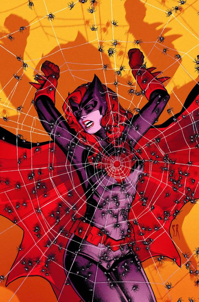 Batwoman #27
