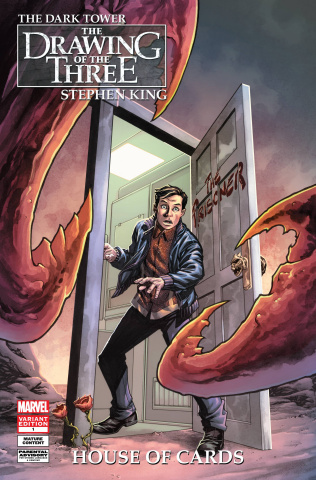 The Dark Tower: The Drawing of the Three - House of Cards #1 (McKone Cover)