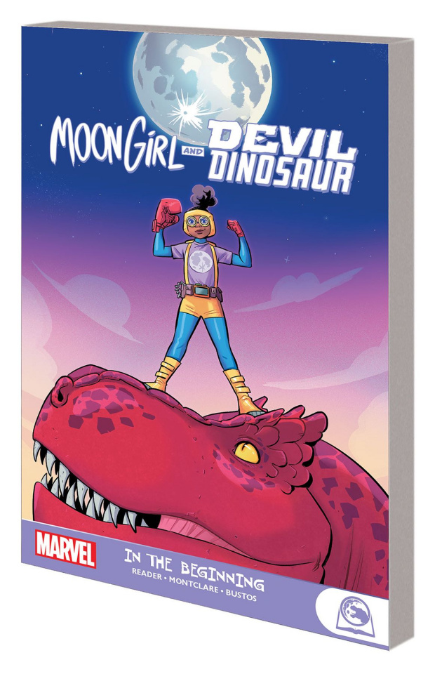 Moon Girl and Devil Dinosaur Vol. 1: In the Beginning