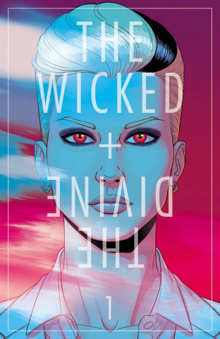 The Wicked + The Divine #1 (McKelvie & Wilson Cover)
