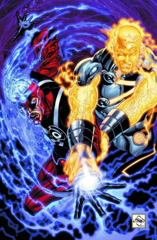 The Fury of Firestorm: The Nuclear Men #11