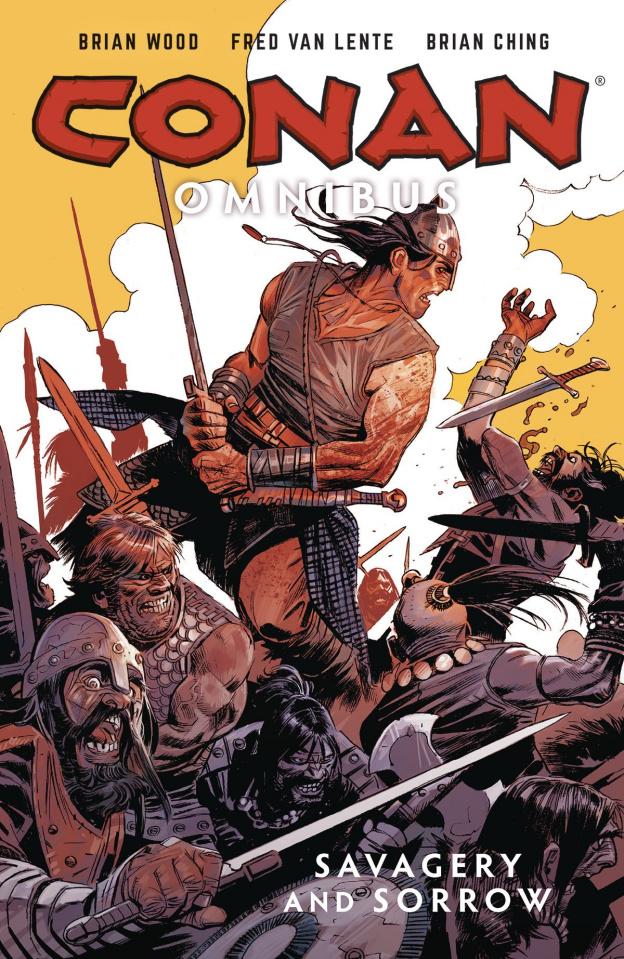 Conan Vol. 6 (Omnibus)