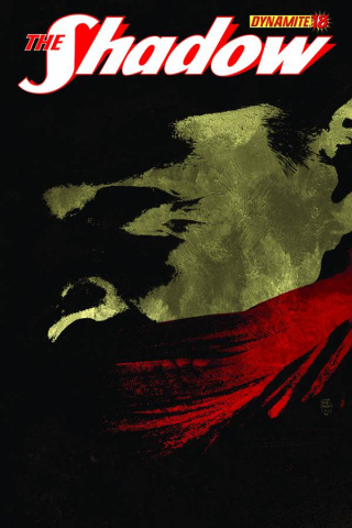 The Shadow #18 (Bradstreet Cover)