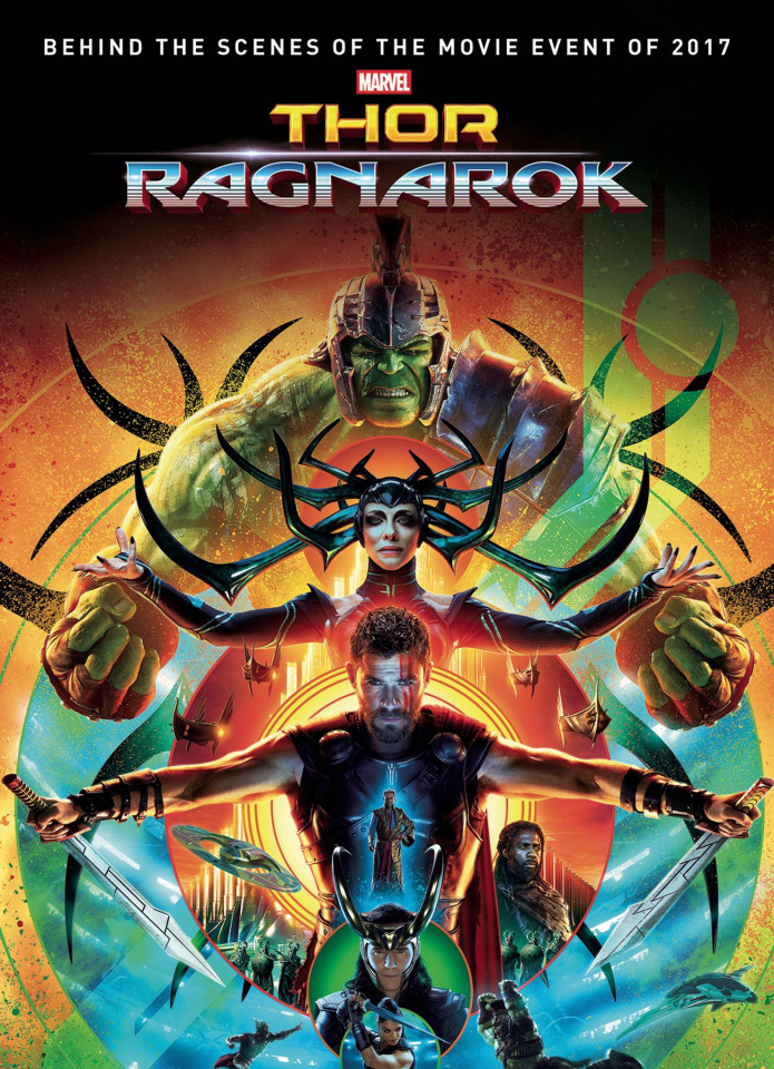 Thor: Ragnarok Official Collectors' Edition