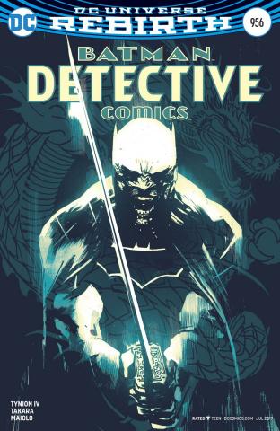 Detective Comics #956 (Variant Cover)