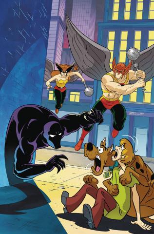 Scooby Doo Team-Up #17
