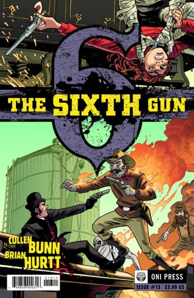 The Sixth Gun #13