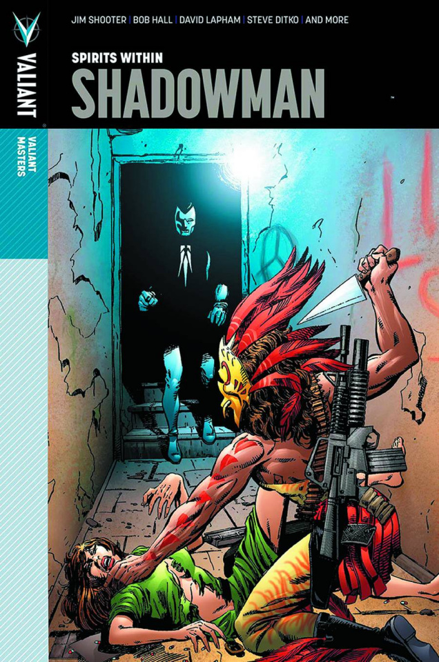 Shadowman Vol. 1: Spirits Within