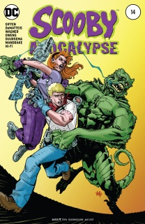 Scooby: Apocalypse #14 (Variant Cover)