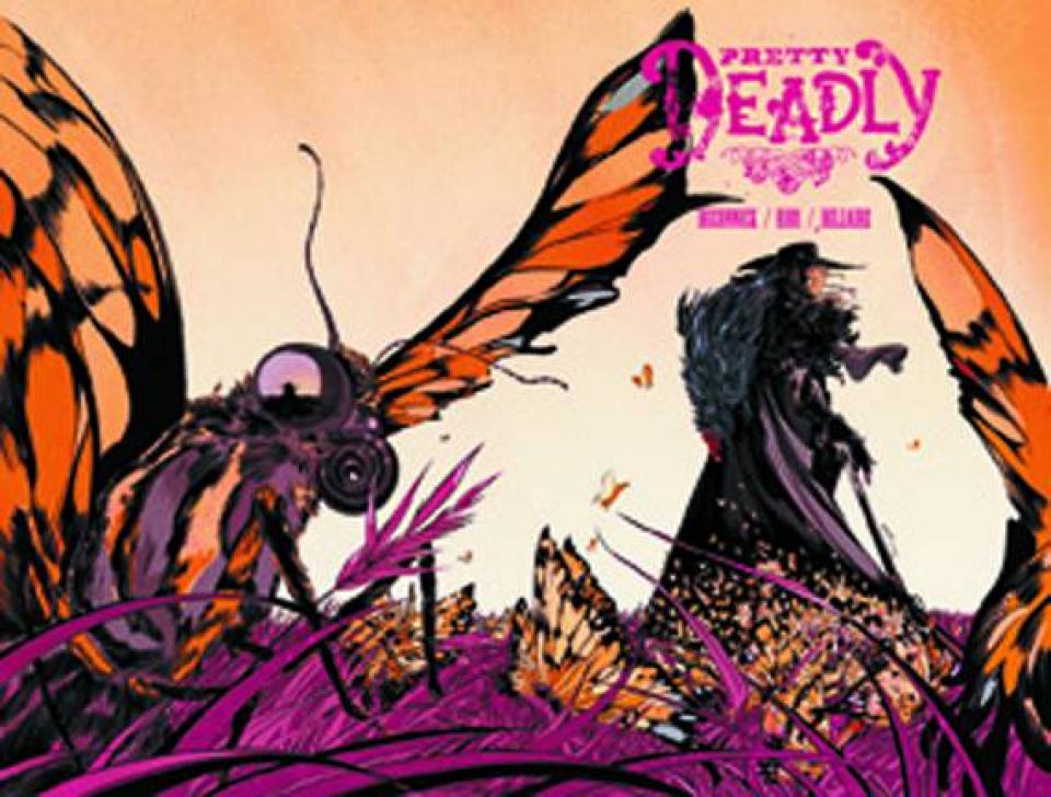 Pretty Deadly #2
