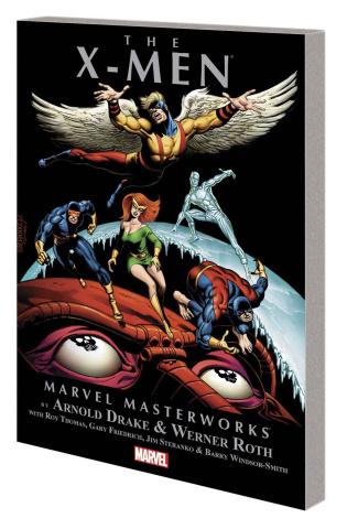 X-Men Vol. 5 (Marvel Masterworks)