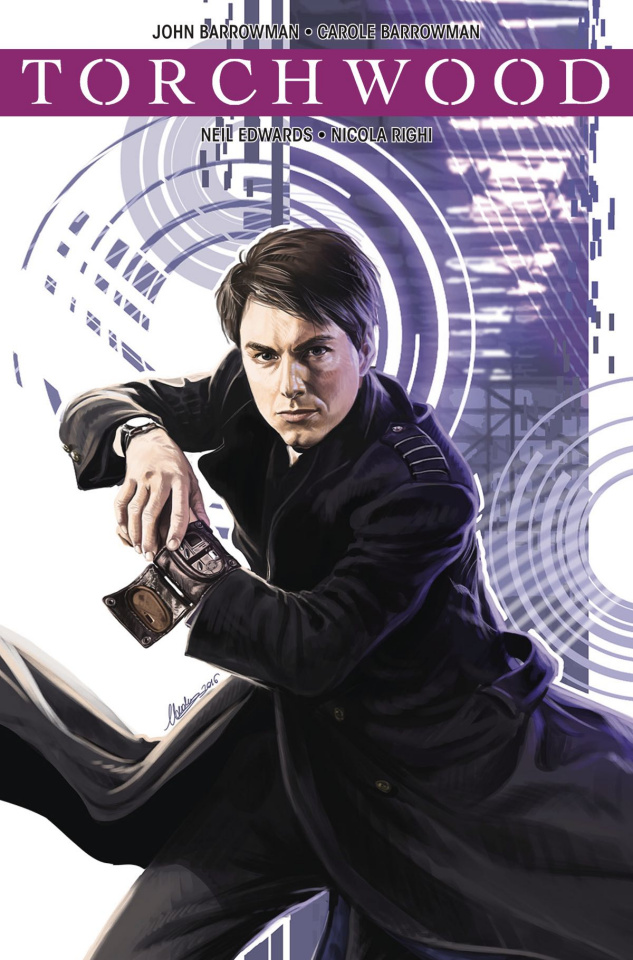 Torchwood: The Culling #1 (Ianniciello Cover)