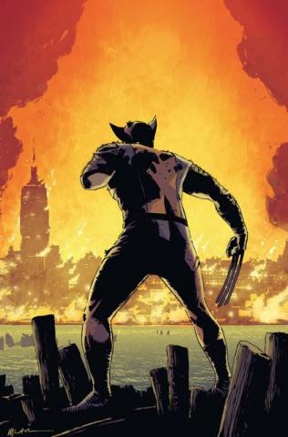 Marvel Universe vs. Wolverine #4