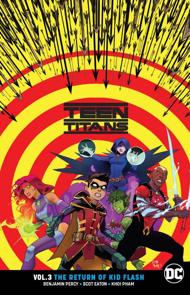 Teen Titans Vol. 3: The Return of Kid Flash (Rebirth)