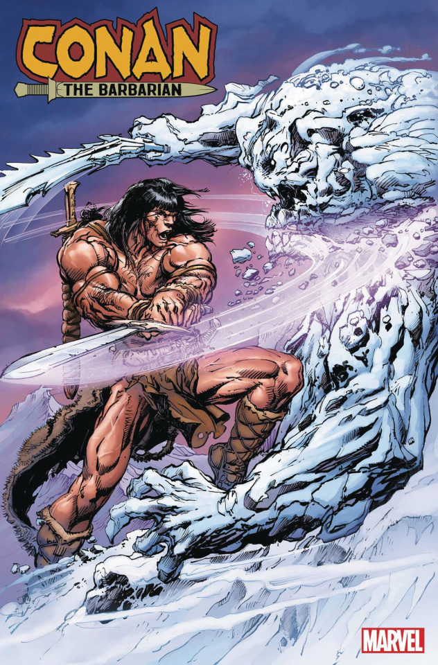 Conan the Barbarian #11 (Neal Adams Cover)