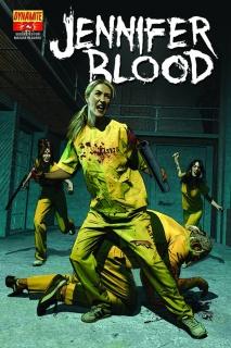 Jennifer Blood #23