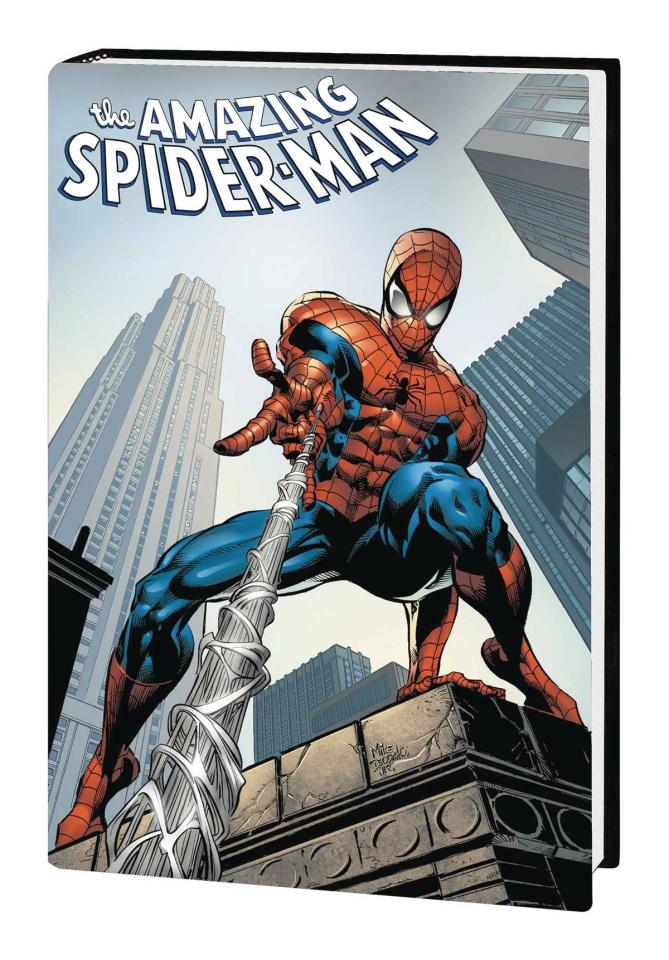 The Amazing Spider-Man by Straczynski Vol. 2 (Omnibus)