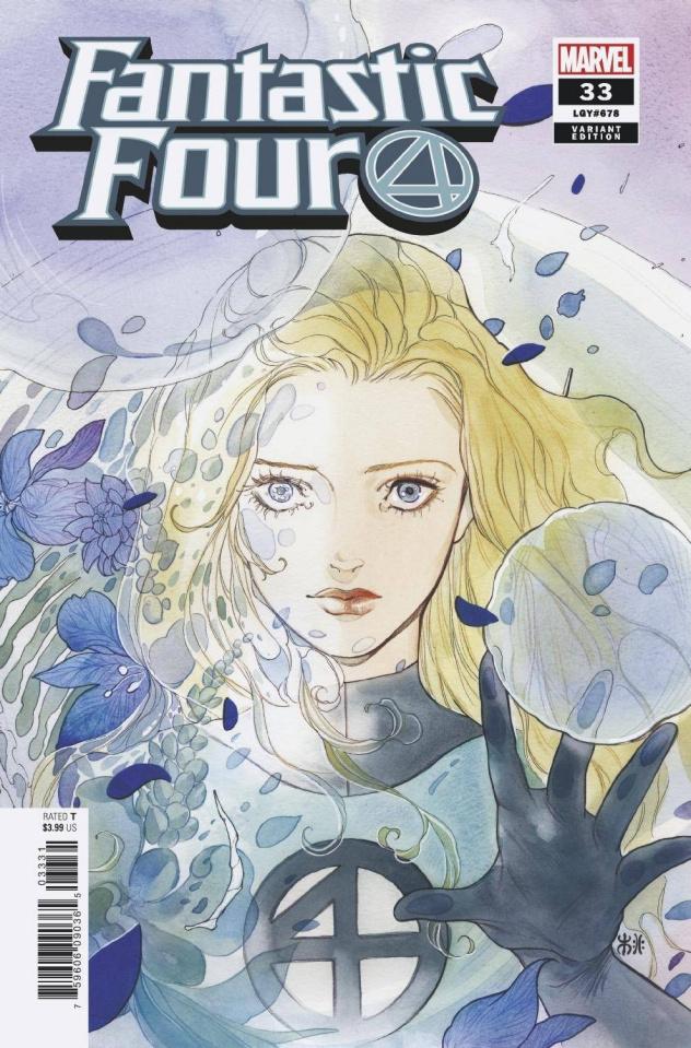 Fantastic Four #33 (Momoko Cover)