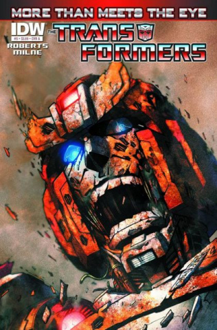 The Transformers: More Than Meets the Eye #5