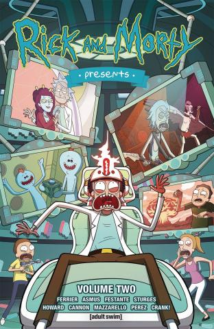Rick and Morty Presents Vol. 2