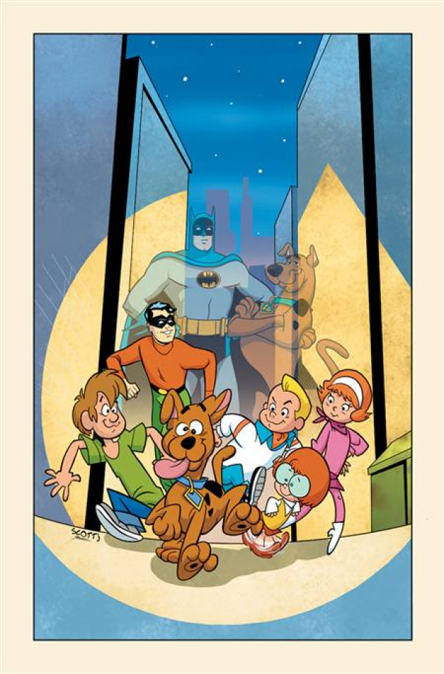 The Batman & Scooby-Doo! Mysteries #6