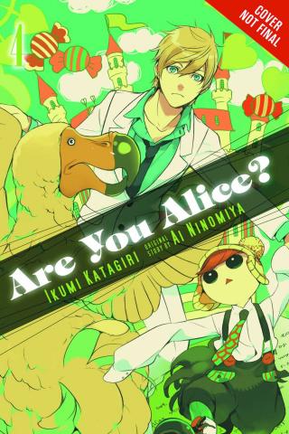 Are You Alice? Vol. 4