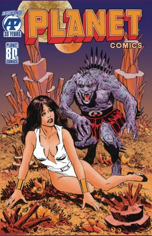 Planet Comics #1