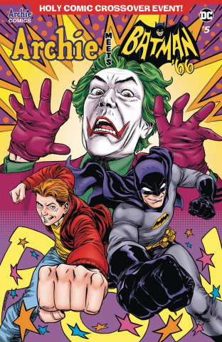 Archie Meets Batman '66 #5 (Smith Cover)