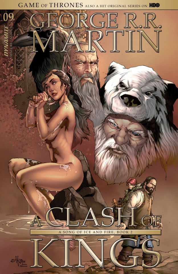 A Game of Thrones: A Clash of Kings #9 (Rubi Cover)