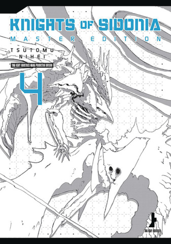 Knights of Sidonia Vol. 4 (Master Edition)