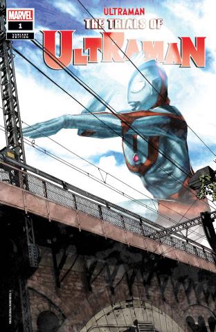 The Trials of Ultraman #1 (Asamiya Cover)